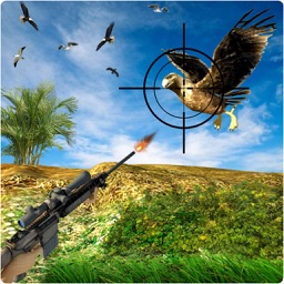 Bird Hunting - Eagle & Duck Sniper Shooting