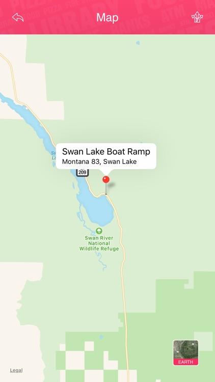 Montana Boat Ramps screenshot-3