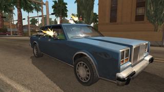 Grand Theft Auto: San Andreas iphone ekran görüntüleri