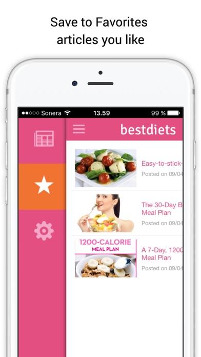 ベストダイエット:食事プラン、レシピのおすすめ画像3