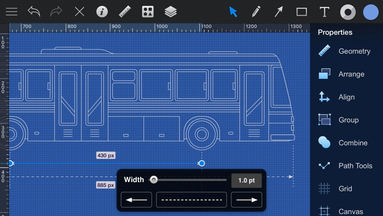 Graphic - vector illustration and design screenshot-3