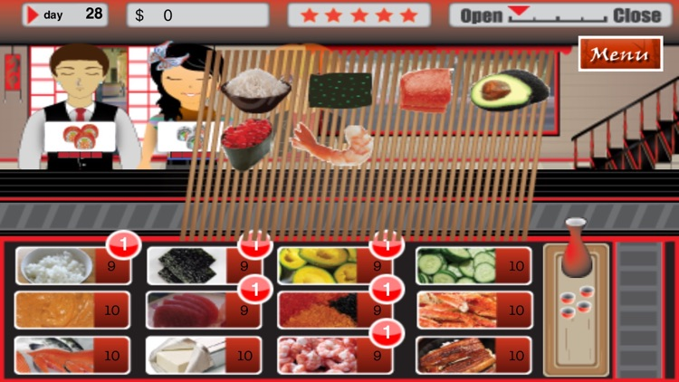 Suzie's Sushi House screenshot-0