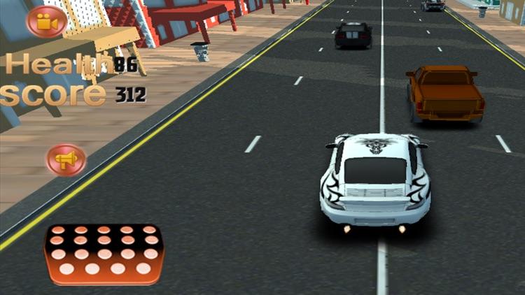 Fast Traffic Driving - Speed Racing in Car rush screenshot-3