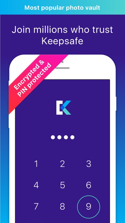 Keep Safe Photo Vault: Lock, Hide Private Pictures app image