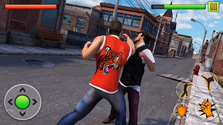 Angry Fighter Attack screenshot-4