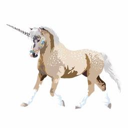 Unicorn Sticker Art - Fun, Magical, Unicorns