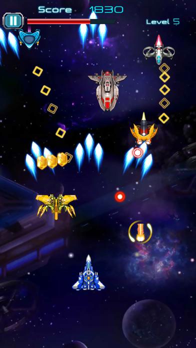 Galaxy Shooter Attack 2018 screenshot three