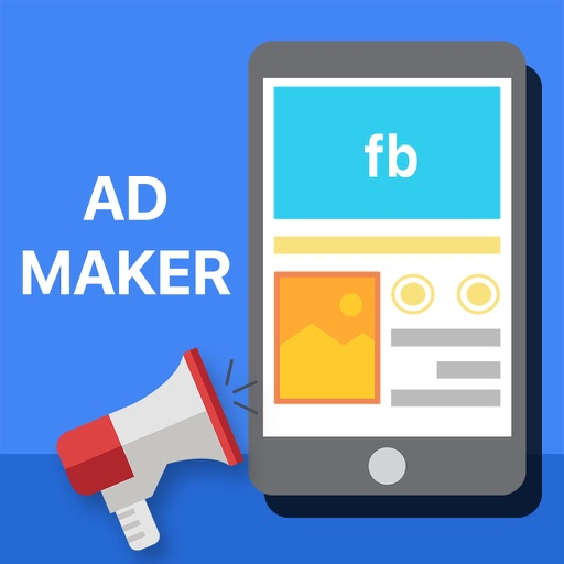 Ad Maker for FB ads - Advert & Banner for Facebook