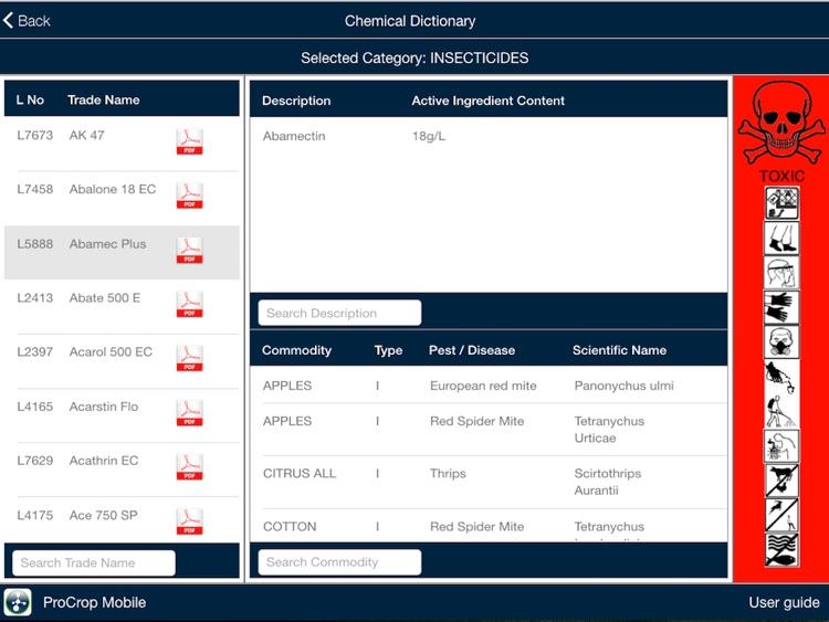 ProCrop Mobile screenshot-3