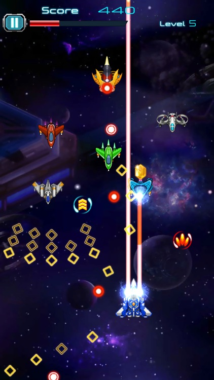 Galaxy Shooter Attack 2018 screenshot-0