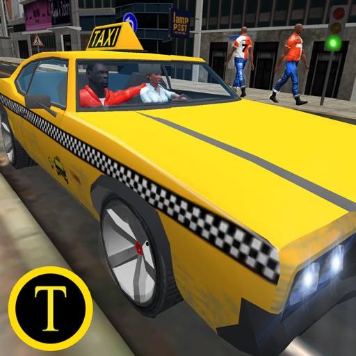 Taxi Sim 3D