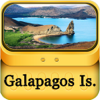 Galapagos Islands Offline Map Travel Guide