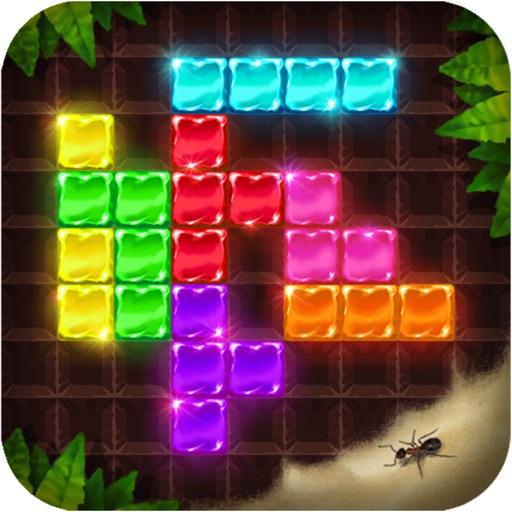 Block Puzzle: Fauna style