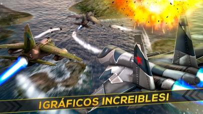 Aviones de Guerra: Air Force CombatCaptura de pantalla de2