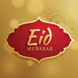 Eid Ul Fitr EID Mubarak Sticker Pack