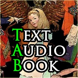 TextAudioBook-Alice's Adventures in Wonderland