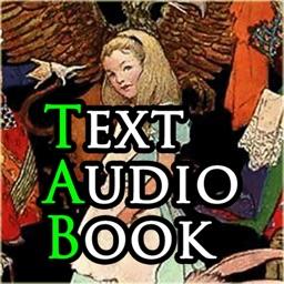 TextAudioBook-Alice's Adventures in Wonderland