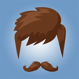 Hairstyles - Stickers for iMessage