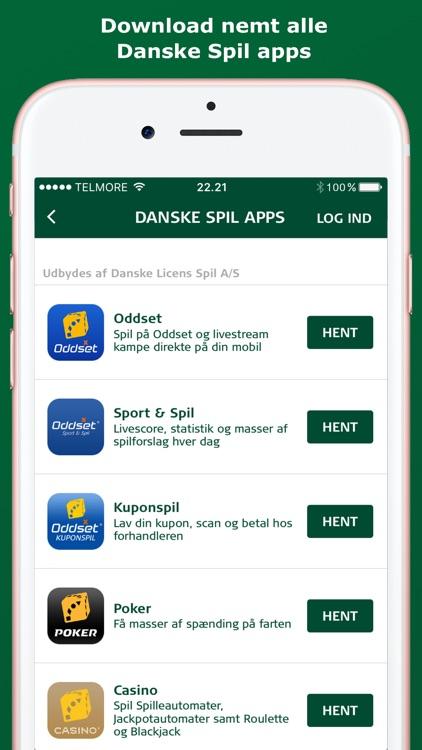 Mit Danske Spil App screenshot-4