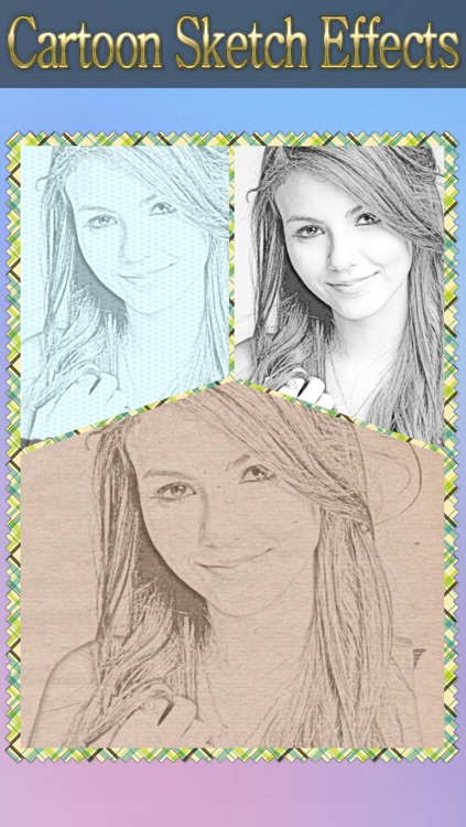 Cartoon Sketch Avatar HD - Draw Pencil Portrait Camera Photo