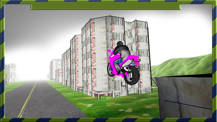 Most Adventurous Motorbike drift racing game screenshot-4