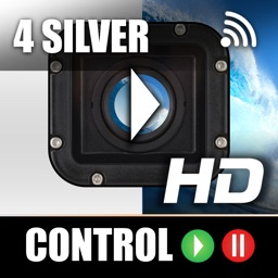 Remote Control for GoPro Hero 4 Silver