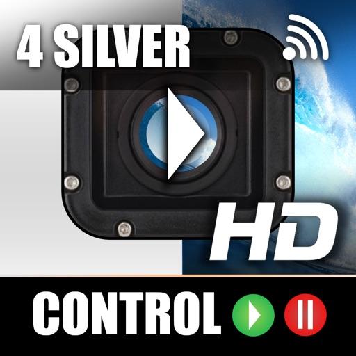 Remote Control for GoPro Hero 4 Silver