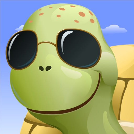 Turtle Run and Jump icon