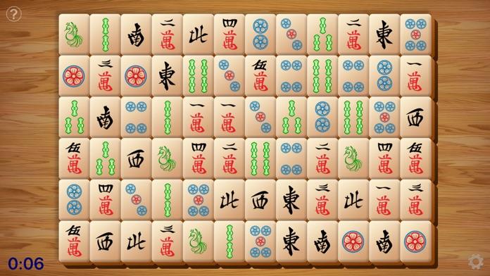 Majong Games Screenshot
