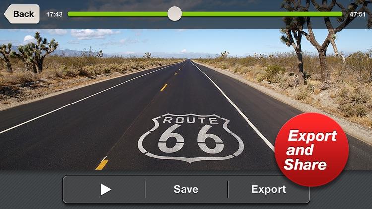 Car Camera DVR. HD Dashcam pro GPS Blackbox app image
