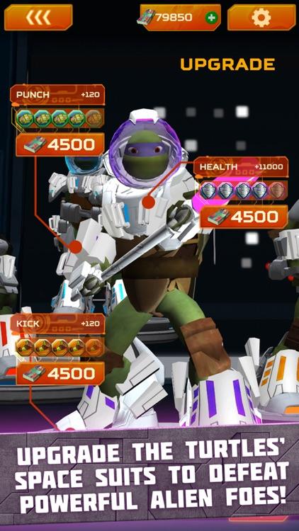 Teenage Mutant Ninja Turtles: Battle Match Game screenshot-4