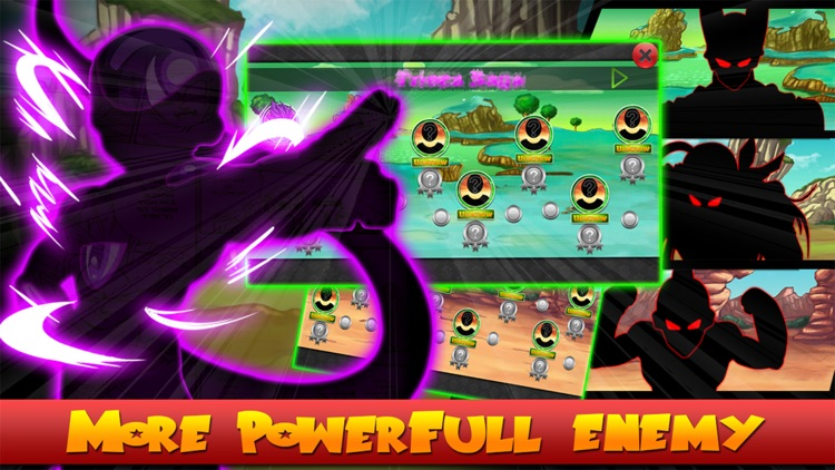 Super Hero Fusion SSJ - Battle Z Legend screenshot-3