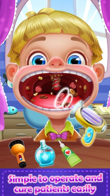 I am Throat Doctor - Save my Voice screenshot-3