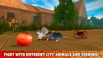 Hamster Survival Simulator 3D screenshot two
