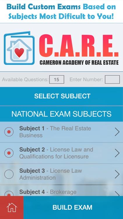Care Texas Real Estate Exam Prep Pro By Care Tech Llc