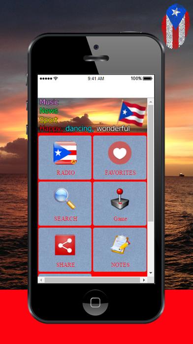 Puerto Rico Radio Music
