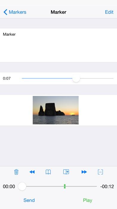 Audio Memos Pro Screenshot 4