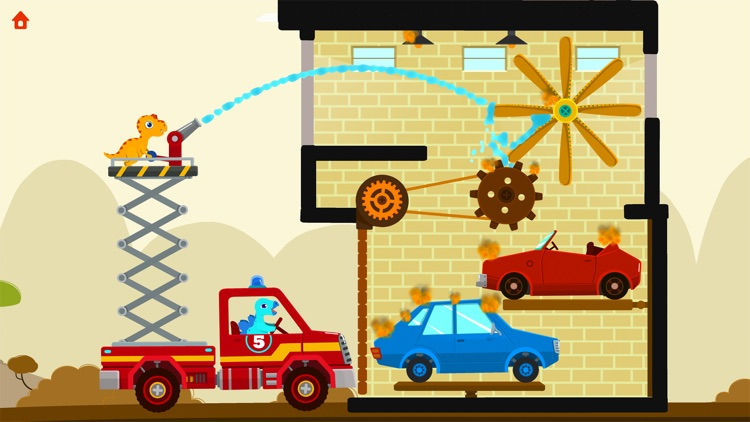 Fire Truck Go - FireTruck Simulator Games for Kids screenshot-0