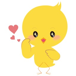 Baby Chick Stickers Vol 01