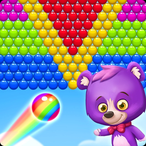 Bubble Shooter! Rainbow
