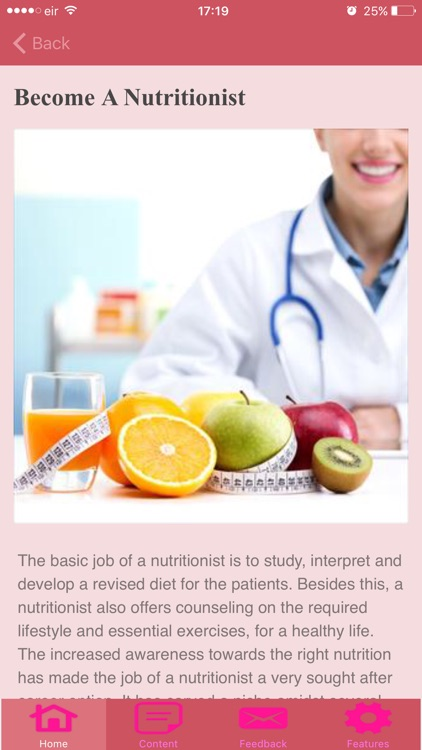 How To Become A Nutritionist screenshot-3