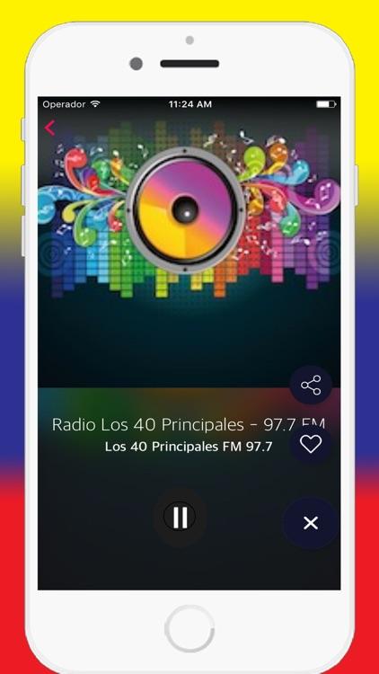 Radios Ecuador FM AM - Live Radio Stations Online screenshot-4