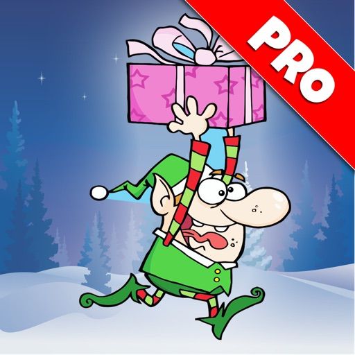 An Elf on the Run: Winter Escape - Pro Edition icon