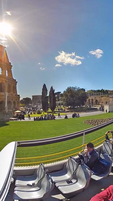 VR Rome Bus Tour Virtual Reality 360のおすすめ画像2