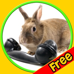 gentile rabbits for kids - free