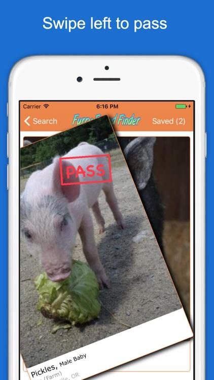 Furry Friend Finder Pet Rescue screenshot-3