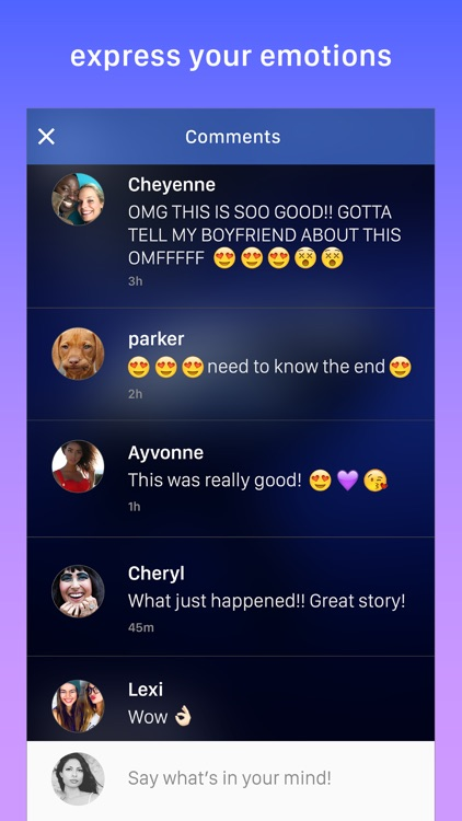 HOOKED - Chat Stories app image