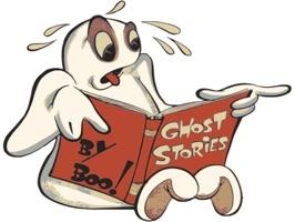 Ghost Sticker Pack