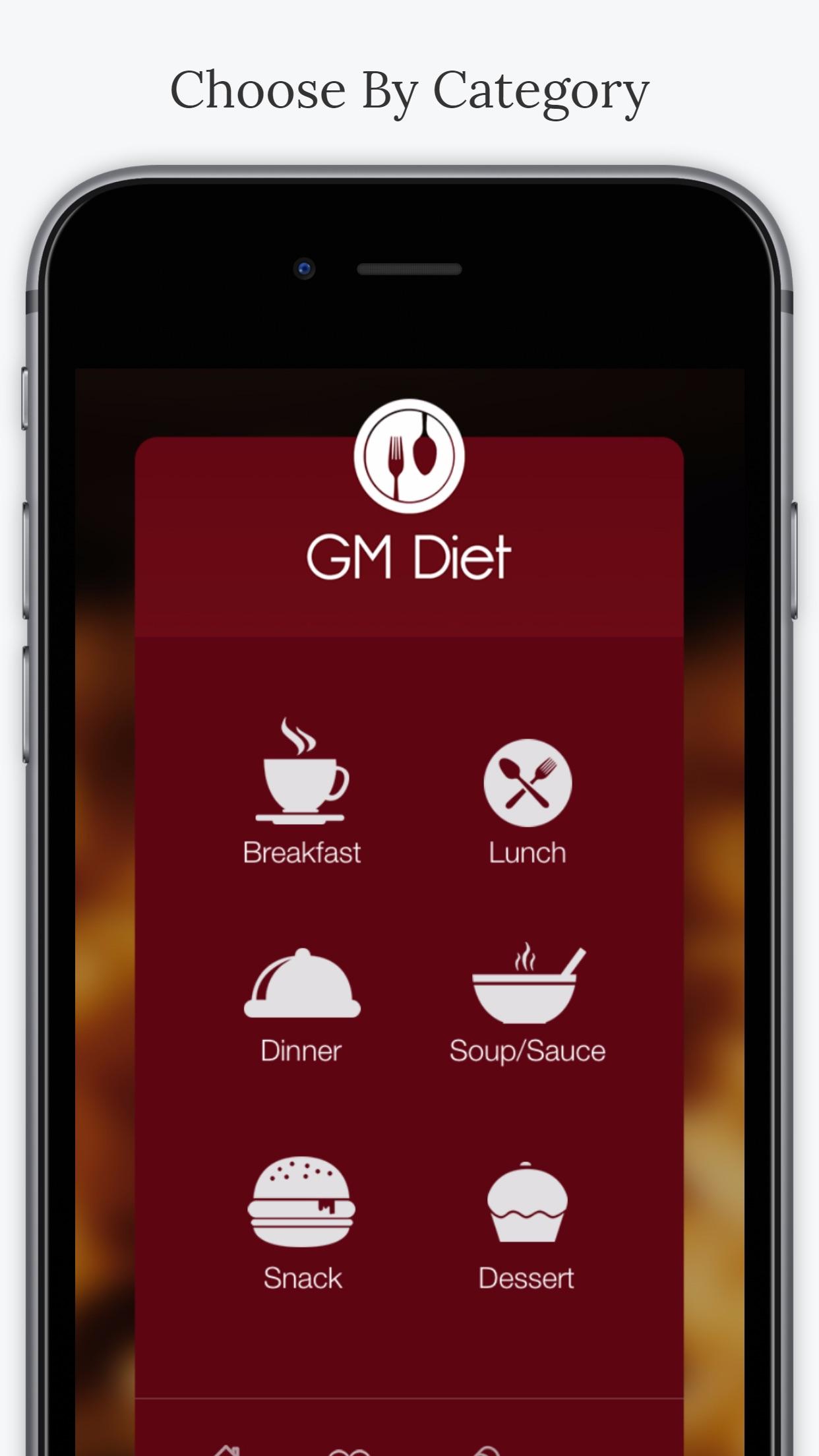 GM Diet Screenshot