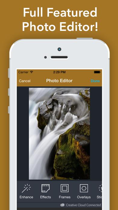 Insfit Pro - No Crop Blur Background Screenshot